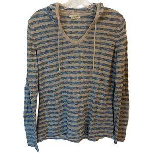 Royal Robbins Lightweight Knit Top Sweater Hood